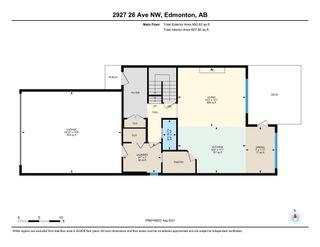 Photo 36: 2927 26 Avenue in Edmonton: Zone 30 House for sale : MLS®# E4261354