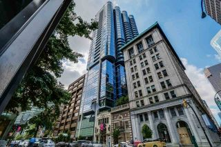 Photo 1: 2103 838 W HASTINGS Street in Vancouver: Downtown VW Condo for sale (Vancouver West)  : MLS®# R2514409
