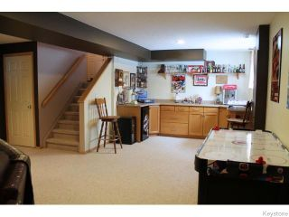 Photo 16: 23 Sherbo Cove in Winnipeg: Transcona Residential for sale (North East Winnipeg)  : MLS®# 1603442
