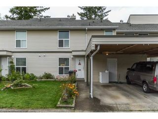Photo 1: 69 3030 TRETHEWEY Street in Abbotsford: Abbotsford West Townhouse for sale : MLS®# R2592099