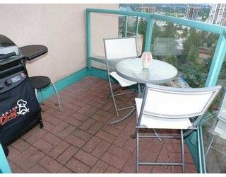 """Photo 7: 2001 3071 GLEN Drive in Coquitlam: North Coquitlam Condo for sale in """"PARC LAURENT"""" : MLS®# V728874"""