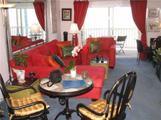Photo 1: PACIFIC BEACH Condo for sale : 1 bedrooms : 4015 Crown Point Drive #203 in San Diego