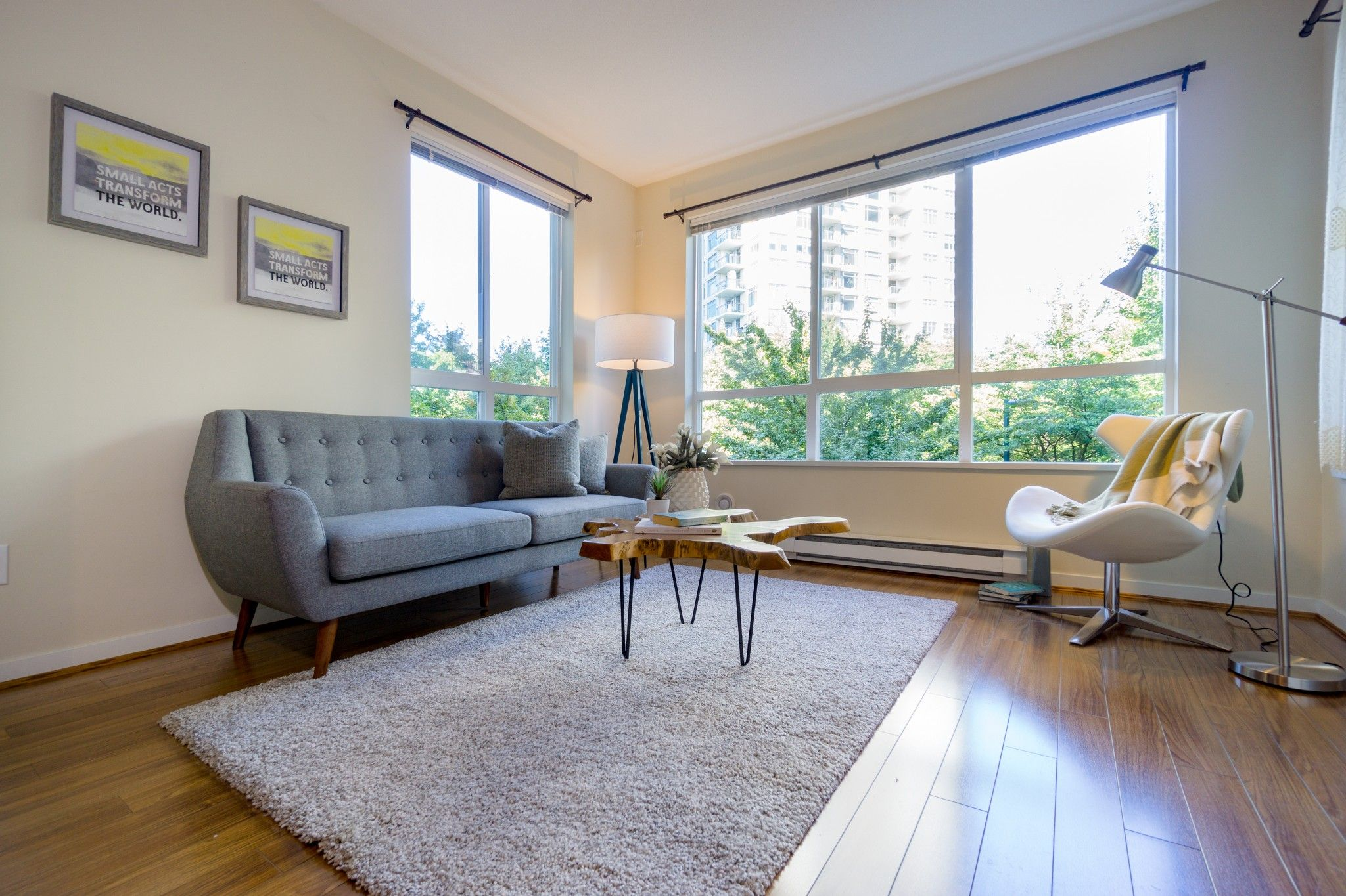 Photo 2: Photos: 208 3551 FOSTER Avenue in Vancouver: Collingwood VE Condo for sale (Vancouver East)  : MLS®# R2291555