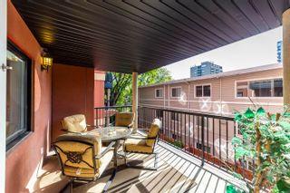 Photo 22: 204 10232 115 Street in Edmonton: Zone 12 Condo for sale : MLS®# E4263951
