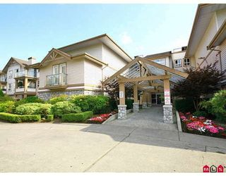 "Photo 1: 226 22150 48TH Avenue in Langley: Murrayville Condo for sale in ""EAGLECREST"" : MLS®# F2823584"
