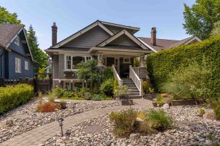 Photo 1: 2171 WATERLOO Street in Vancouver: Kitsilano House for sale (Vancouver West)  : MLS®# R2591587
