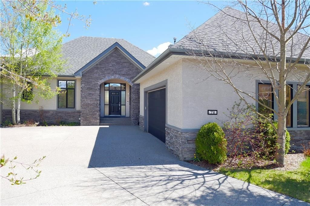 Main Photo: 71 SWEET WATER Place in Rural Rocky View County: Rural Rocky View MD Detached for sale : MLS®# C4297784