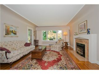 Photo 4: 2046 W KEITH Road in North Vancouver: Pemberton Heights House for sale : MLS®# V991189