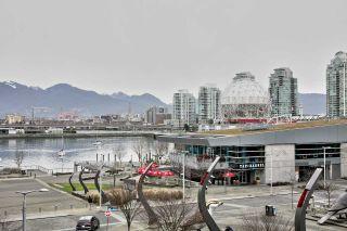 "Photo 1: 404 1625 MANITOBA Street in Vancouver: False Creek Condo for sale in ""SHORELINE @ THE VILLAGE ON FALSE CREEK"" (Vancouver West)  : MLS®# R2310552"