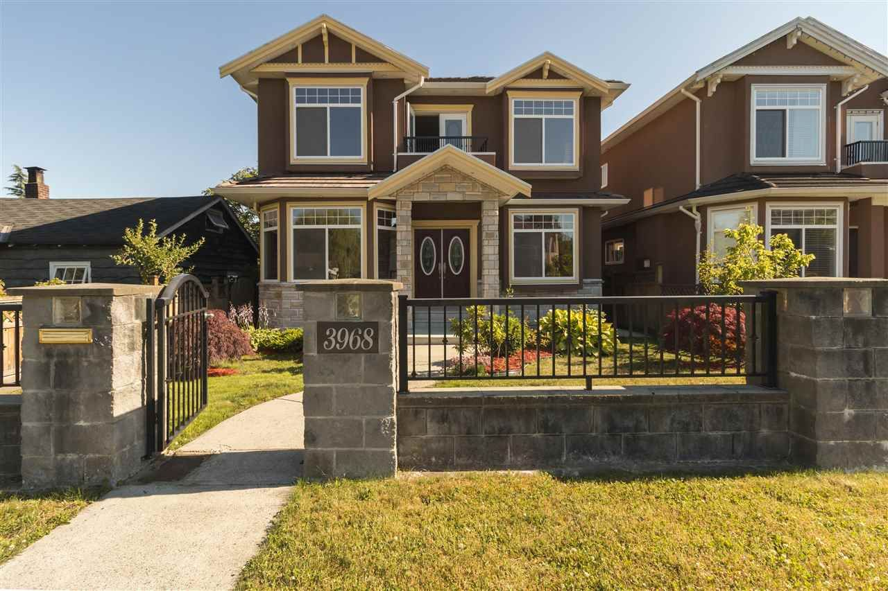 Main Photo: 3968 SPRUCE Street in Burnaby: Burnaby Hospital House for sale (Burnaby South)  : MLS®# R2198002