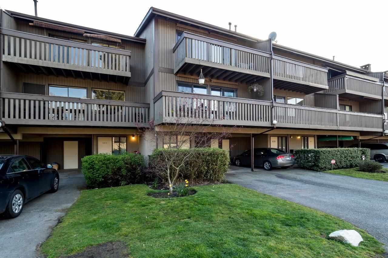 Main Photo: 981 OLD LILLOOET ROAD in North Vancouver: Lynnmour Townhouse for sale : MLS®# R2050185