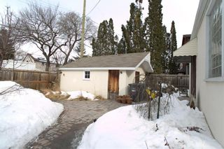Photo 30: 23 Hemlock Place in Winnipeg: Norwood Flats Residential for sale (2B)  : MLS®# 202005194