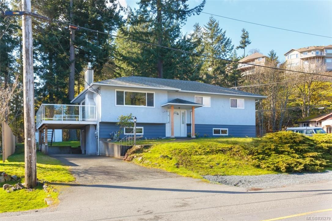Main Photo: 495 Dressler Rd in Colwood: Co Wishart South House for sale : MLS®# 835279