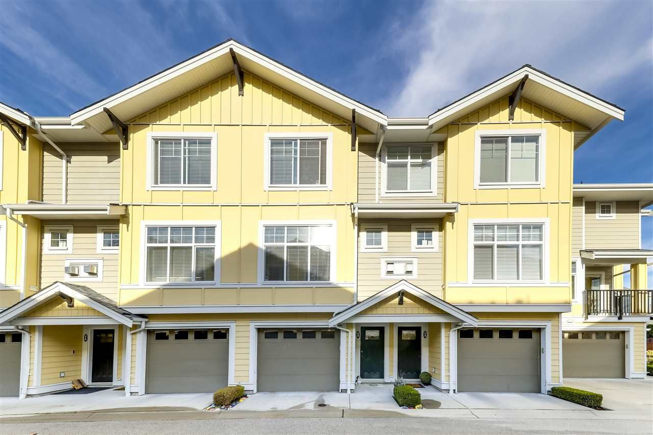 """Main Photo: 28 17171 2B Avenue in Surrey: Pacific Douglas Townhouse for sale in """"AUGUSTA"""" (South Surrey White Rock)  : MLS®# R2514448"""