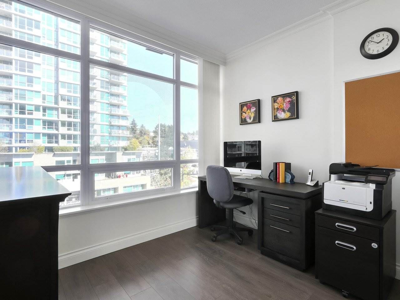 """Photo 13: Photos: 608 172 VICTORY SHIP Way in North Vancouver: Lower Lonsdale Condo for sale in """"Atrium at the Pier"""" : MLS®# R2454404"""