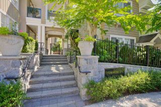 """Photo 2: 110 5605 HAMPTON Place in Vancouver: University VW Condo for sale in """"PEMBERLY"""" (Vancouver West)  : MLS®# R2018785"""