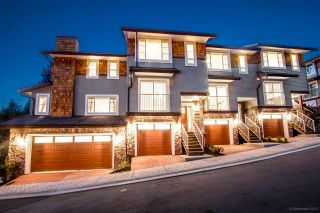 """Photo 1: 21 23651 132ND Avenue in Maple Ridge: Silver Valley Townhouse for sale in """"MYRONS MUSE AT SILVER VALLEY"""" : MLS®# R2013646"""