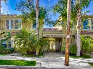 Photo 2: SAN DIEGO Townhouse for sale : 3 bedrooms : 2761 A Street #303