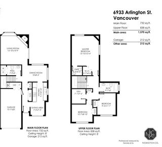 Photo 20: 6933 ARLINGTON Street in Vancouver: Killarney VE 1/2 Duplex for sale (Vancouver East)  : MLS®# R2344579