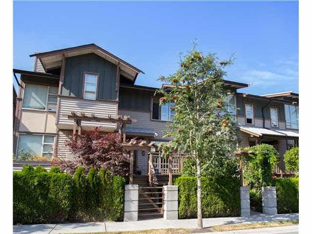 "Main Photo: 1198 VILLAGE GREEN Way in Squamish: Downtown SQ Townhouse for sale in ""Eaglewind"" : MLS®# R2462696"