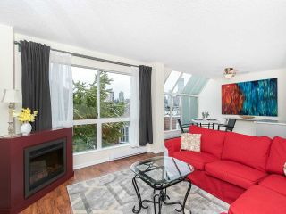 """Photo 7: 502 1508 MARINER Walk in Vancouver: False Creek Condo for sale in """"Mariner Point"""" (Vancouver West)  : MLS®# R2559474"""