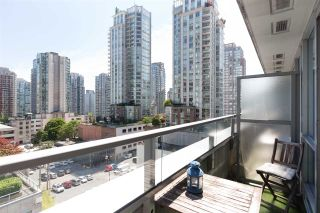 """Photo 19: 701 833 SEYMOUR Street in Vancouver: Downtown VW Condo for sale in """"THE CAPITOL"""" (Vancouver West)  : MLS®# R2185713"""