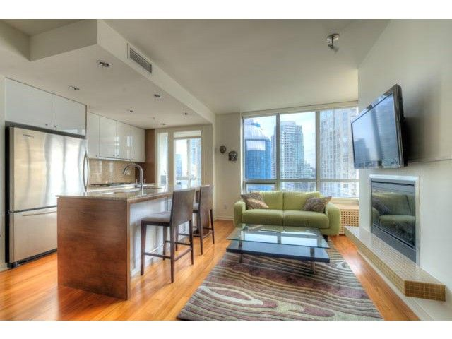 Main Photo: # 1101 1005 BEACH AV in Vancouver: West End VW Residential for sale (Vancouver West)  : MLS®# V1049393