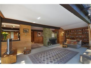 Photo 10: 6830 HYCROFT RD in West Vancouver: Whytecliff House for sale : MLS®# V971359