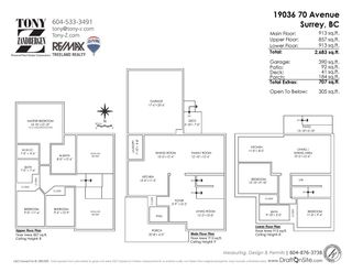 Photo 20: 19036 70 AVENUE in Surrey: Clayton House for sale (Cloverdale)  : MLS®# R2128470