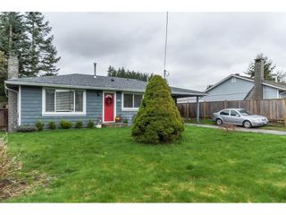 """Photo 1: 32029 7TH Avenue in Mission: Mission BC House for sale in """"West Heights"""" : MLS®# R2150554"""