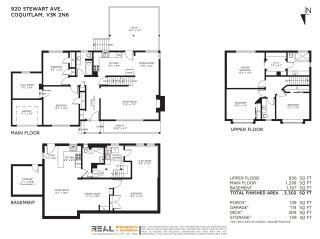 """Photo 2: 920 STEWART Avenue in Coquitlam: Maillardville House for sale in """"Upper Maillardville"""" : MLS®# R2530673"""