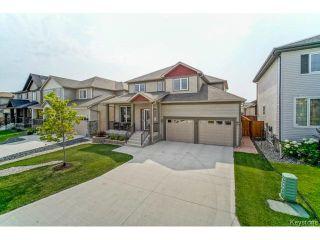 Photo 1: 16 Maple Creek Road in WINNIPEG: Fort Garry / Whyte Ridge / St Norbert Residential for sale (South Winnipeg)  : MLS®# 1419103