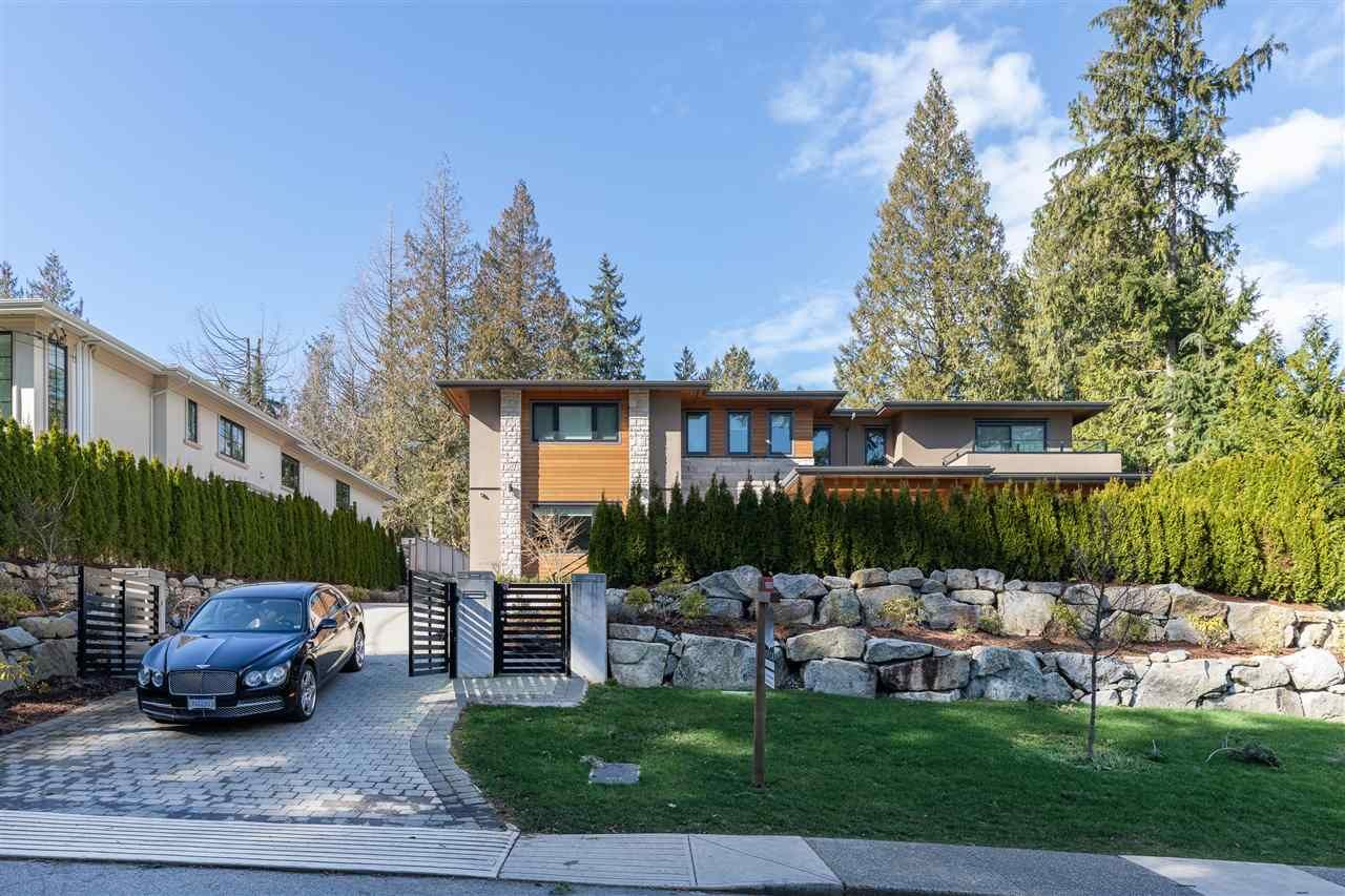 Main Photo: 4481 KEITH Road in West Vancouver: Caulfeild House for sale : MLS®# R2557452