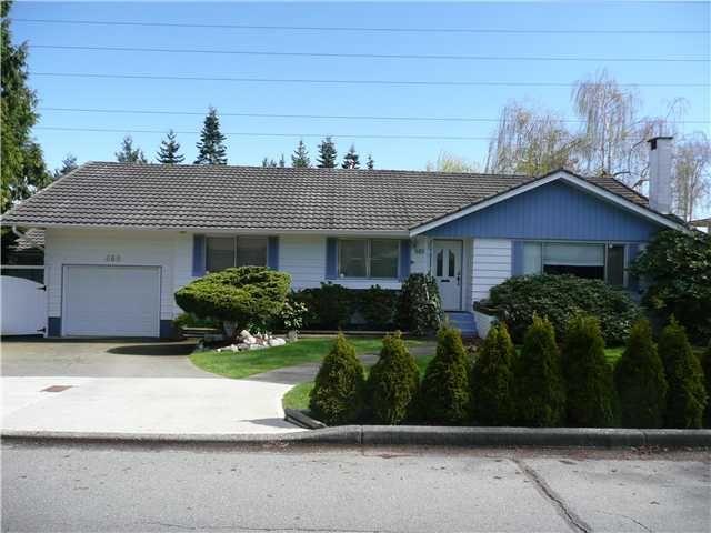"""Main Photo: 868 53A Street in Tsawwassen: Tsawwassen Central House for sale in """"TSAWWASSEN HEIGHTS"""" : MLS®# V869050"""