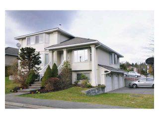 Photo 1: 1428 LAMBERT Way in Coquitlam: Hockaday House for sale : MLS®# V867462