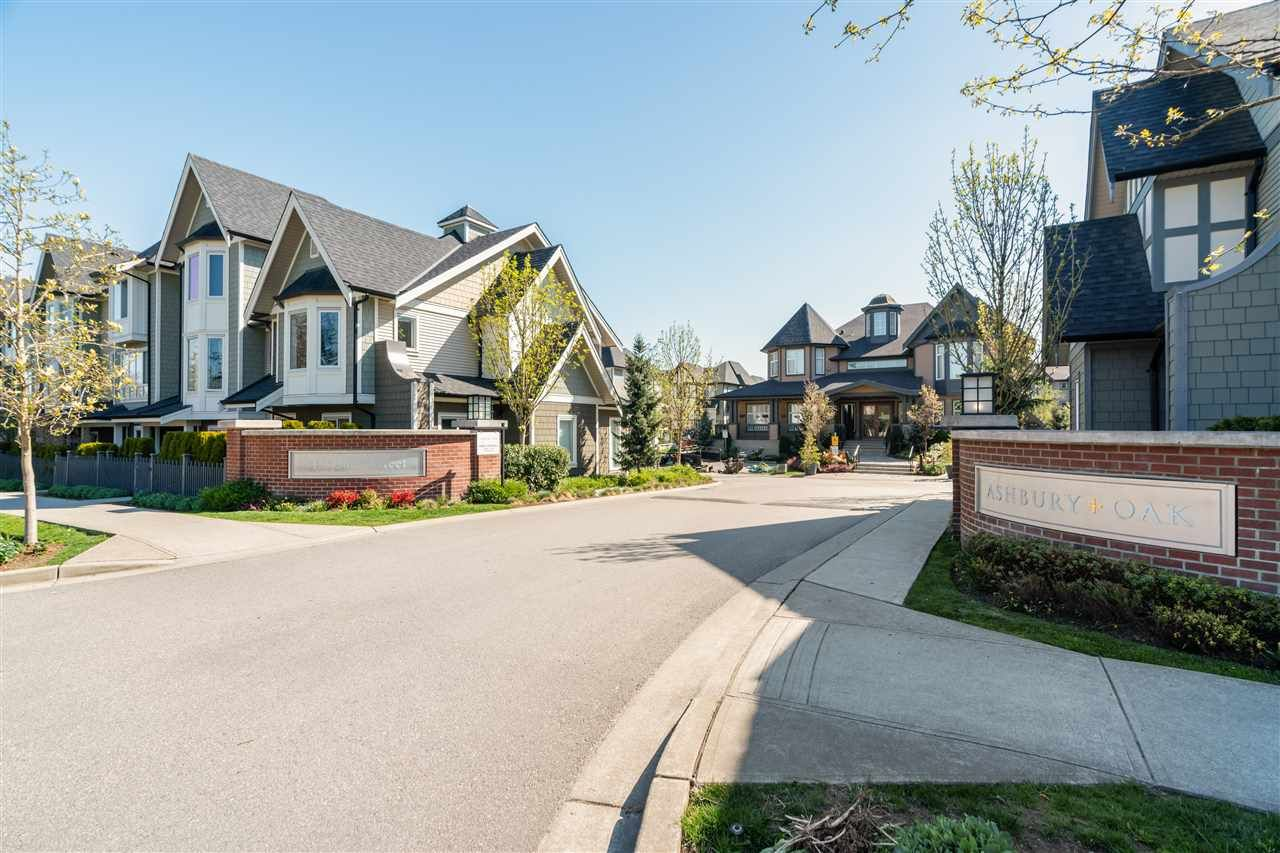 """Main Photo: 83 8138 204 Street in Langley: Willoughby Heights Townhouse for sale in """"Ashbury & Oak by Polygon"""" : MLS®# R2569856"""