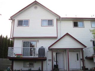 """Photo 1: 101 3307 WESTWOOD Drive in Prince George: Peden Hill Townhouse for sale in """"PEDEN HILL"""" (PG City West (Zone 71))  : MLS®# N219208"""