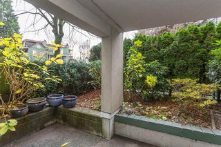 "Photo 16: 107 2575 W 4TH Avenue in Vancouver: Kitsilano Condo for sale in ""SEAGATE"" (Vancouver West)  : MLS®# R2226582"