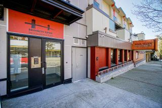 """Photo 2: 301 250 COLUMBIA Street in New Westminster: Downtown NW Townhouse for sale in """"BROOKLYN VIEWS"""" : MLS®# R2591460"""