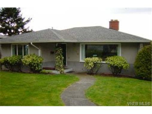 Main Photo: 3570 Richmond Rd in VICTORIA: SE Mt Tolmie House for sale (Saanich East)  : MLS®# 282791