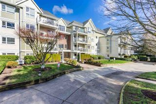 "Main Photo: 311 20189 54 Avenue in Langley: Langley City Condo for sale in ""Catalina Gardens"" : MLS®# R2544458"