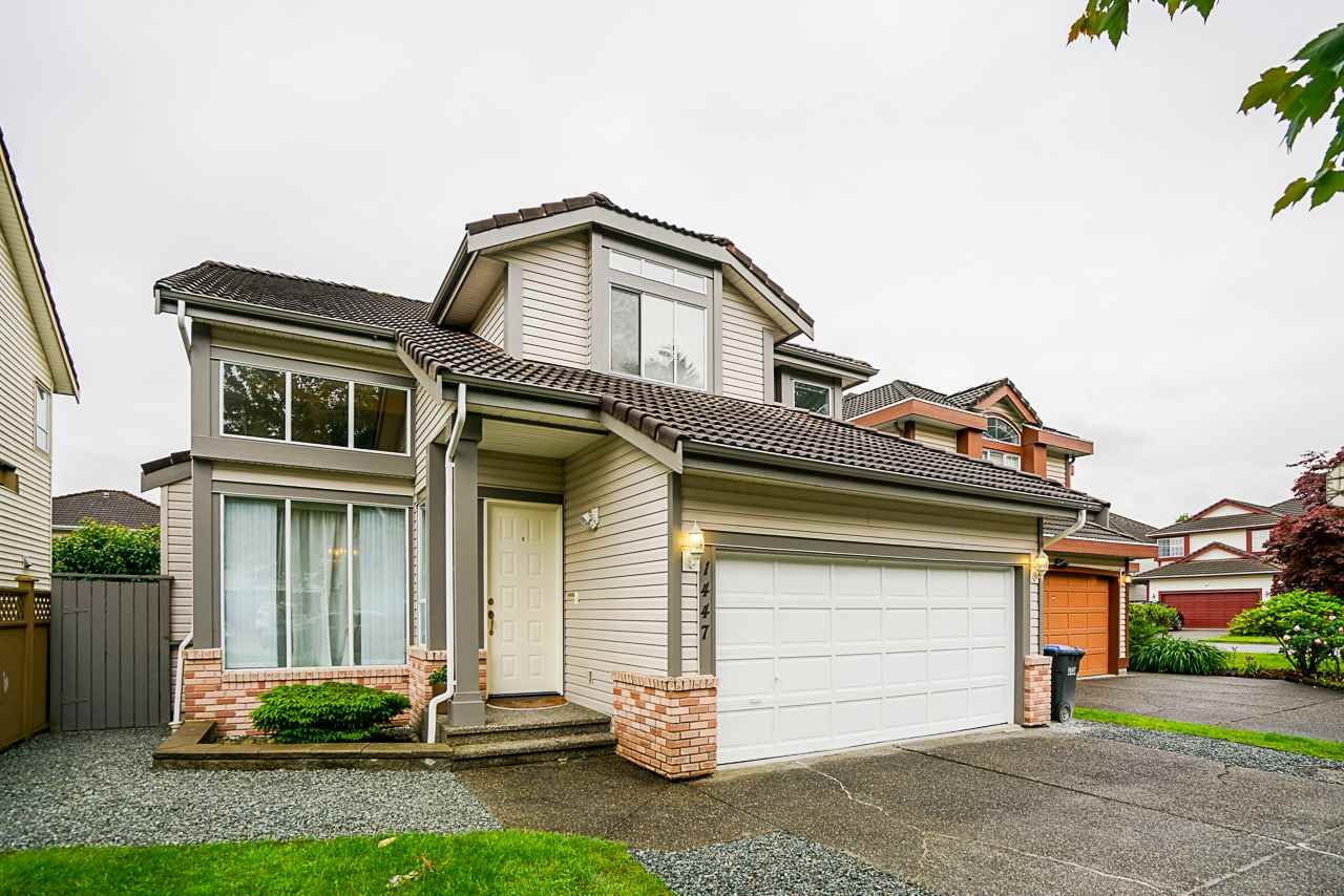 Main Photo: 1447 RHINE Crescent in Port Coquitlam: Riverwood House for sale : MLS®# R2542247