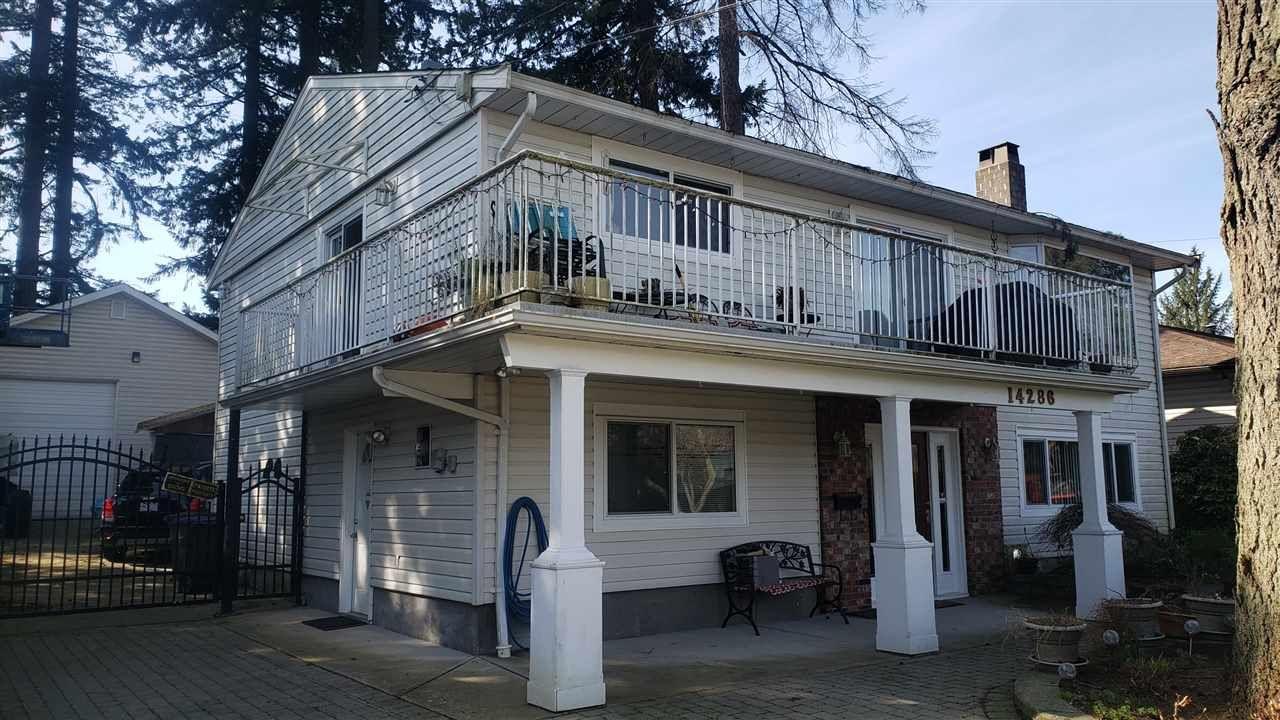 "Main Photo: 14286 PARK Drive in Surrey: Bolivar Heights House for sale in ""Bolivar Heights"" (North Surrey)  : MLS®# R2448871"