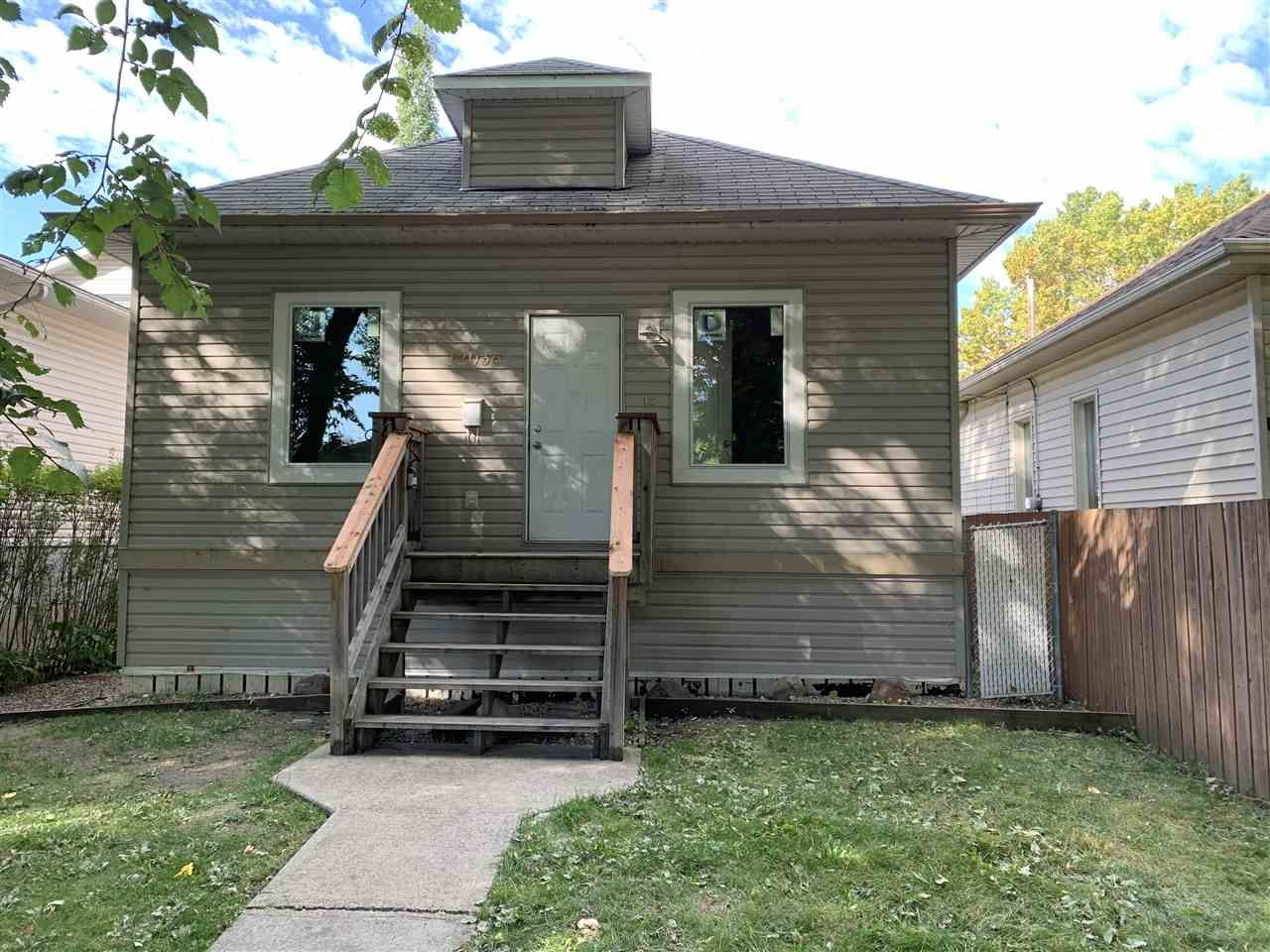 Main Photo: 12036 91 Street in Edmonton: Zone 05 House for sale : MLS®# E4224597
