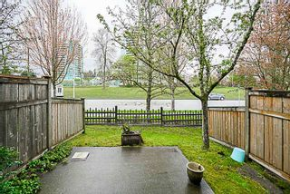 "Photo 19: 7309 HAWTHORNE Terrace in Burnaby: Highgate Townhouse for sale in ""BERKLEY"" (Burnaby South)  : MLS®# R2161141"