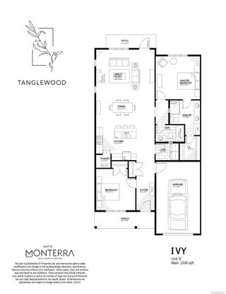 Photo 6: 111 4098 Buckstone Rd in : CV Courtenay City Row/Townhouse for sale (Comox Valley)  : MLS®# 858727
