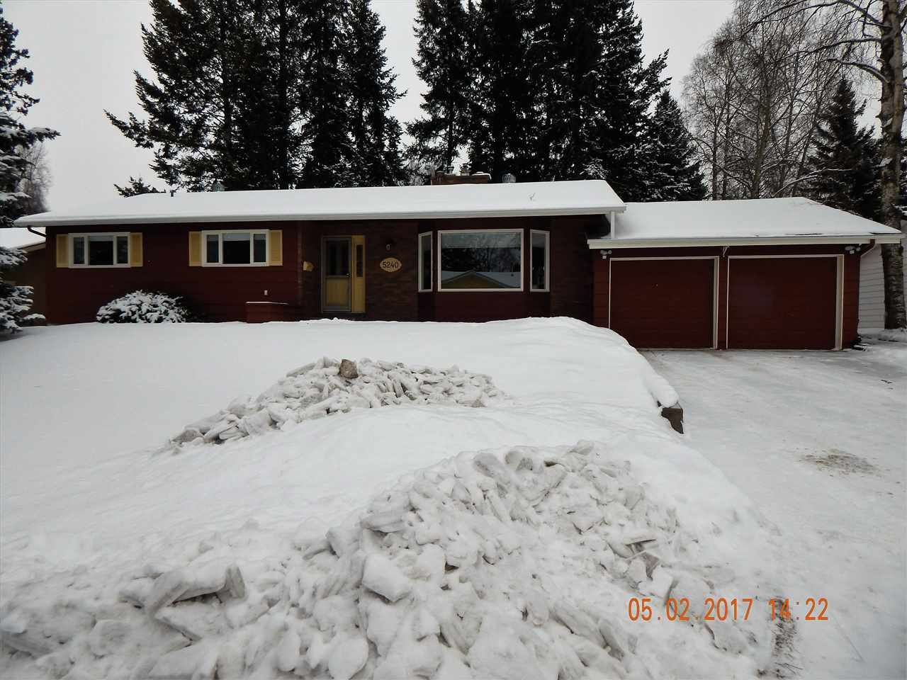 Photo 1: Photos: 5240 YORK Place in Prince George: Upper College House for sale (PG City South (Zone 74))  : MLS®# R2129510