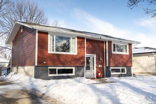 Photo 1: 42 Ashern Road in Winnipeg: Crestview House for sale (5H)  : MLS®# 202103471