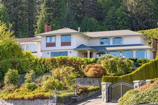 Main Photo: 1373 CAMWELL Drive in West Vancouver: Chartwell House for sale : MLS®# R2615947
