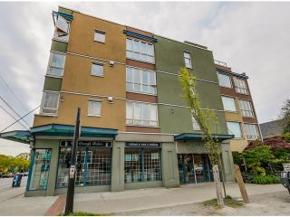 Photo 1: # 210 1688 E 4TH AV in Vancouver: Grandview VE Condo for sale (Vancouver East)  : MLS®# V1131925
